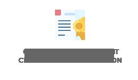 Certificat d'effacement - Atoutek