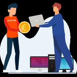 Valorisation financière des parcs informatiques - Atoutek